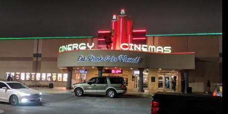 """Youth Night Out  """"Cinergy Entertainment tickets"""