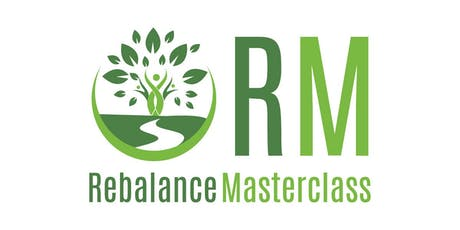 Rebalance Masterclass tickets