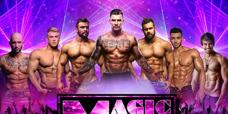 Magic Mike Male Revue-Men of Torque tickets