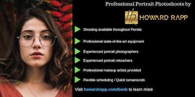 Calling Boca Raton Models - Professional Portrait Photoshoots