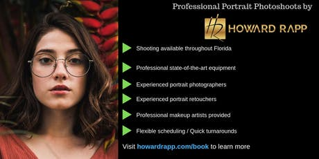 Calling Boca Raton Models - Professional Portrait Photoshoots tickets