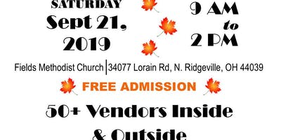 5th Annual Fall into Autumn Craft & Vendor Show