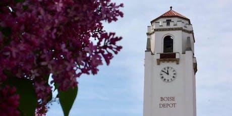 Exploring Boise's Boundaries: Depot Bench & Vista Neighborhoods (Bike Tour) tickets