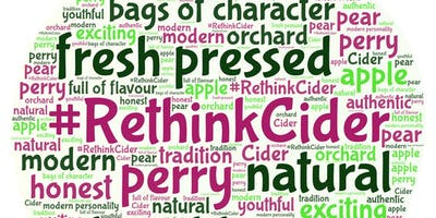 Think you Know Cider & Perry? Talk & Tasting with Dick Withecombe