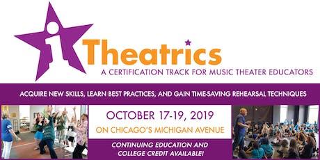 2019 GIA Fall Institute - iTheatrics Track tickets
