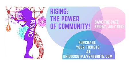 Rising:The Power of Community tickets