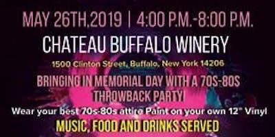 Buffalo's Own Vinyl Party