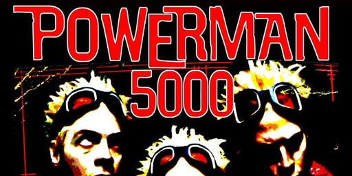 POWERMAN 5000 w/sg From Birth To Death