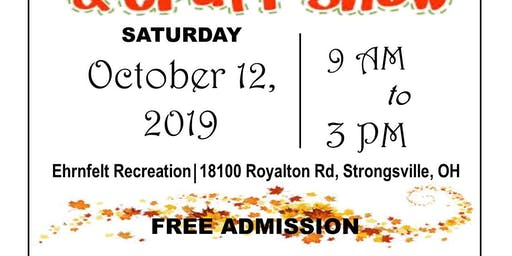 5th Annual Fall Bazaar Craft & Vendor Show