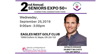 Annual Seniors Expo 50 + tickets