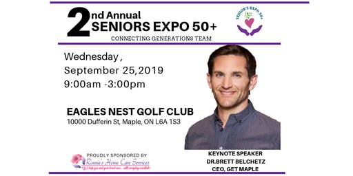 Annual Seniors Expo 50 +
