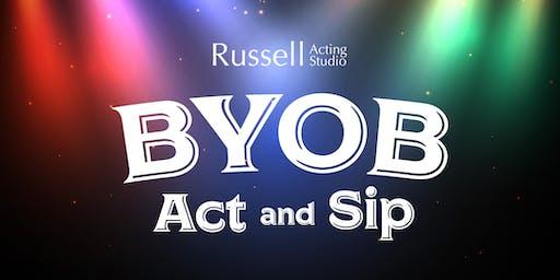 BYOB Act and Sip