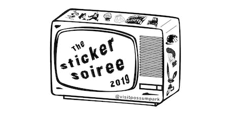 The Sticker Soiree tickets