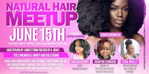 Natural Hair Meetup