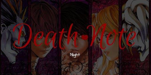 Death note night