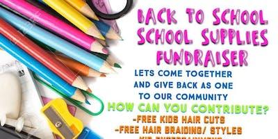 BACK 2 SCHOOL FREE COMMUNITY EVENT