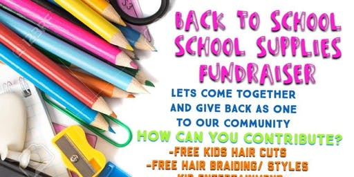 BACK 2 SCHOOL FREE COMMUNITY EVENT
