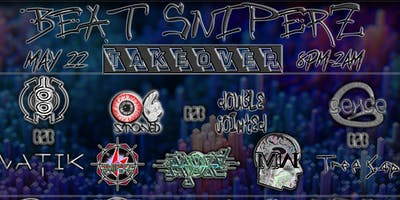 Collective Wednesdays: Beat Sniperz Takeover
