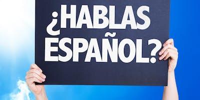 Spanish 1B-Palm Bay-$50-6 Classes-5 Weeks