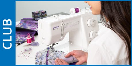 Sewing Club - June tickets