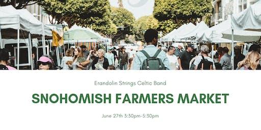Snohomish Farmers's Market