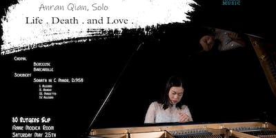 Anran Qian: Life, Death, and Love