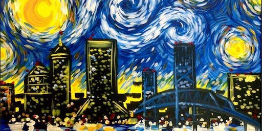 Fifty Shades Holiday Celebration: A Starry Night