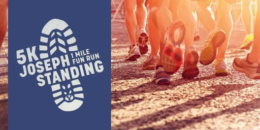 7th Annual Joseph Standing 5K & 1 Mile Run