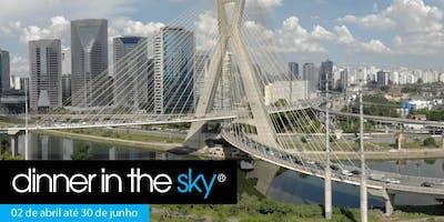 07/05/2019 | Dinner in the Sky Brasil