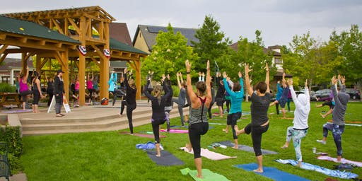 FREE Yoga Before Brunch - Presented by: CorePower Yoga North Denver