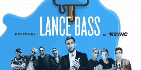 VIP Experience with Lance Bass - Orange County Fair, Middletown, NY tickets