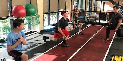 SAM Elite Middle School Sports Performance Camp (M,W 8:00am, Optional Friday); $225