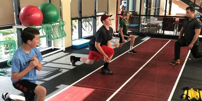 SAM Elite Middle School Sports Performance Camp (T,Th 8:00am, Optional Friday); $225