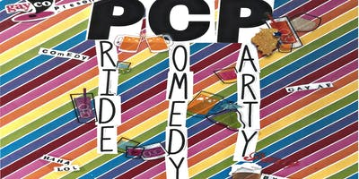 Pride Comedy Party 2019!