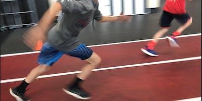 SAM Elite High School Sports Performance Camp (M,W 9:30am, Optional Friday); $275