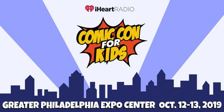 Comic Con For Kids (Philadelphia, PA) tickets