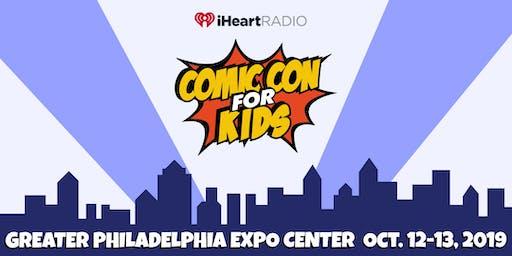 Comic Con For Kids (Philadelphia, PA)