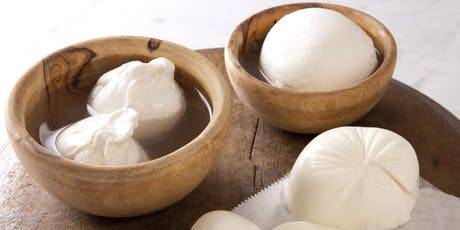 Mozzarella Making with Rose! @ Murray's Cheese tickets