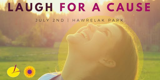 LAUGH for a Cause (JULY)