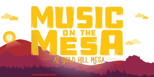 Music on the Mesa:FreeConcert feat. Kerry Pastine & The Crime Scene Sept 14