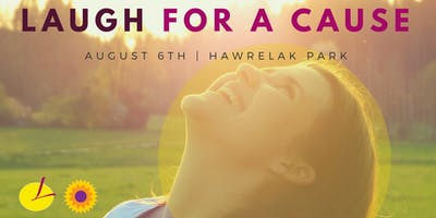 LAUGH for a Cause (AUGUST)