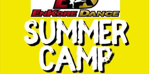 EnKore Summer Dance Camp