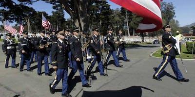 VetsinTech: Memorial Day Grand March @ Presidio SF