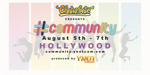 #Cammunity 2019 by YNOT Events