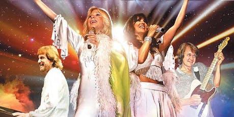 Abbacadabra ABBA Tribute-Dance Floor Closed tickets