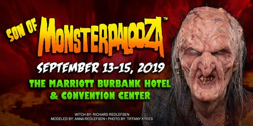 SON OF MONSTERPALOOZA - Burbank - 2019