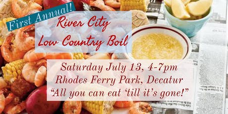 River City Low Country Boil tickets