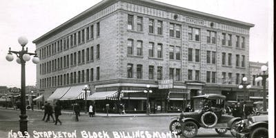The Lights on Broadway - Historic downtown walking tour