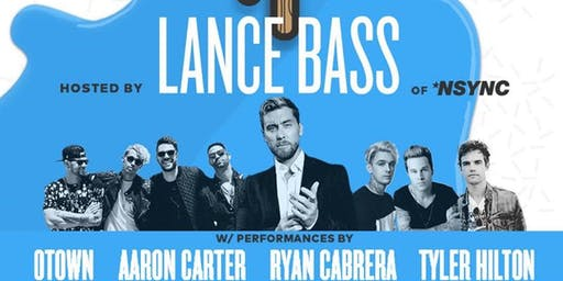 VIP Experience with Lance Bass - Flint, MI