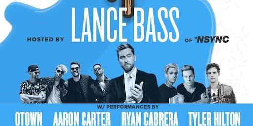 VIP Experience with Lance Bass - Flint, MI